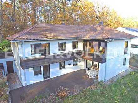 Einfamilienhaus in ruhiger Lage in Rückersdorf