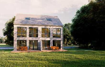 Krefeld-Hüls: Neubau-Einfamilienhaus in sehr guter zentraler Lage