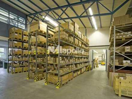 Top nutzbare Lager-/ Logistikflächen zu vermieten!