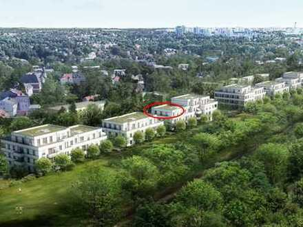 Erstbezug 3-Zimmer-Penthouse-Wohnung in Berlin-Hermsdorf, moderne EBK, TG
