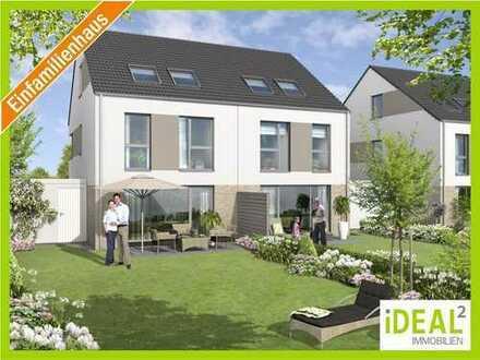 Erstbezug! Doppelhaushälfte in Wesseling