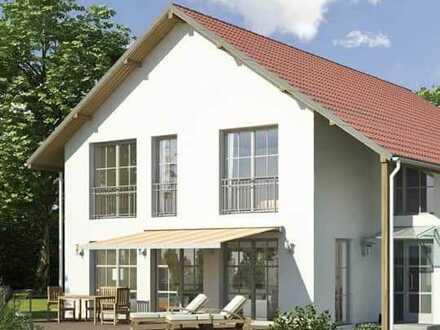 Erstbezug - Moderne Doppelhaushälfte + Garten