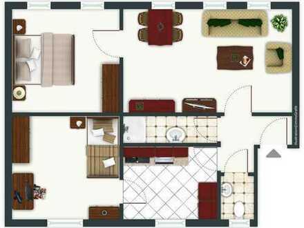 vermietete Eigentumswohnung Erdgeschoss in Lauda-ideale Lage