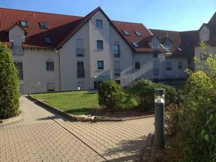 Gepflegte 3,5-Zimmer Galerie-Wohnung mit Balkon und EBK in Herzogenaurach