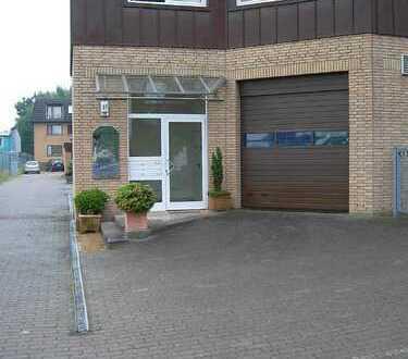 Büro und Lager / Werkhalle im Gewerbegebiet von Schnelsen