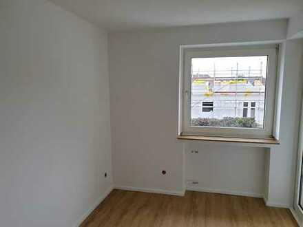 Renovierte 2-Zimmer-Wohnung im Grünen