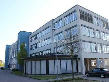 Moderne Büroflächen nahe Siemens Industriepark