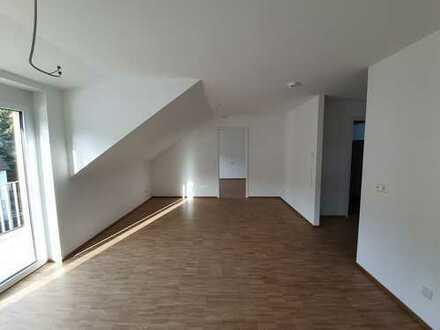 Neubauwohnung mit weitläufiger Dachterasse