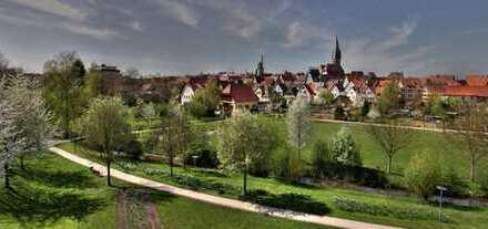 Renovierte 4 Zimmer Wohnung im Stadtzentrum von Eppingen!!