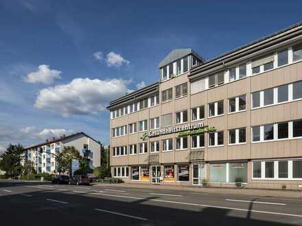 Klimatisierte Büroflächen in der Römerstraße