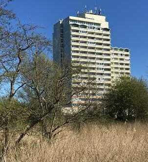 Penthouse im 18. Stock mit herrlichem Rundumblick auf die Ostsee.