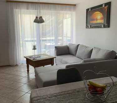 Möblierte 2-Zimmer Wohnung in Top Lage 01.10.19 - 31.03.2020 zu vermieten