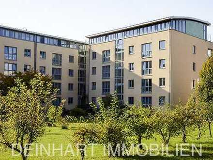 DI - schöne 1-Zimmer Wohnung mit Südbalkon und Fahrstuhl