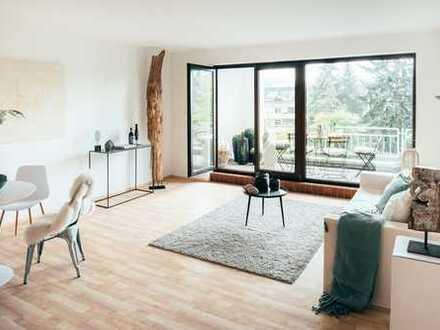 Traumhafte 2-Zimmer-Wohnung mit Einbauküche, Balkon und Tiefgaragenstellplatz