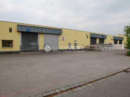 Lager - und Produktionsflächen im Raum Ingolstadt