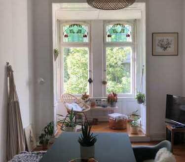 3 Zimmer Altbau-Wohnung