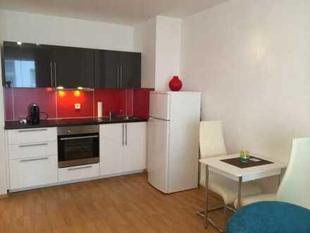 Schicke 1-Zi Wohnung in Bestlage Bockenheim