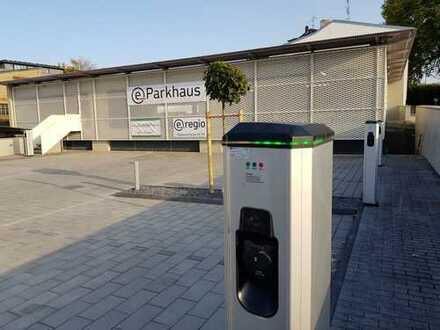 PKW-Einstellplätze in Euskirchen, Parkhaus Ecke Hochstr./Veybachstr.