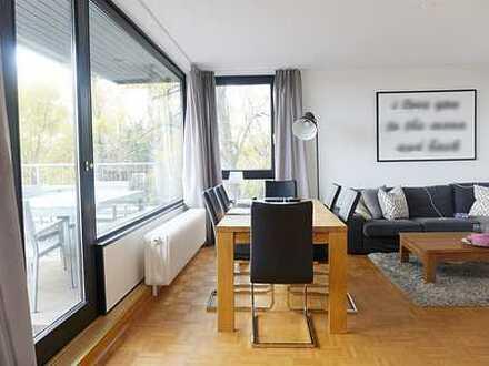 """Terrassenwohnung der """"Extraklasse"""" im Lindner Boardinghouse Rhein Residence!"""