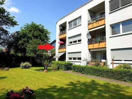 *** Schöne 3-Zimmer-Wohnung mit Balkon in ruhiger Lage von Köln-Porz (Finkenberg)***