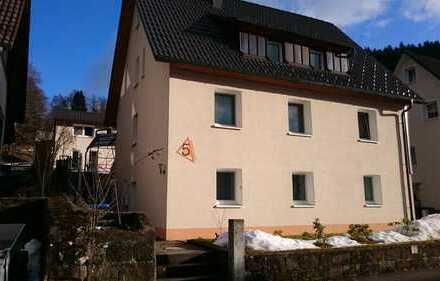 Gepflegte 3-Zimmer-Wohnung mit EBK in Alpirsbach-Rötenbach