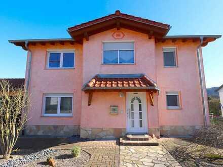 Einfamilienhaus mit Südterrasse - zentral in Albbruck!