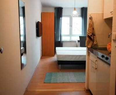 1-Zimmer Apartment im Grünen ** 5,6 % Rendite **