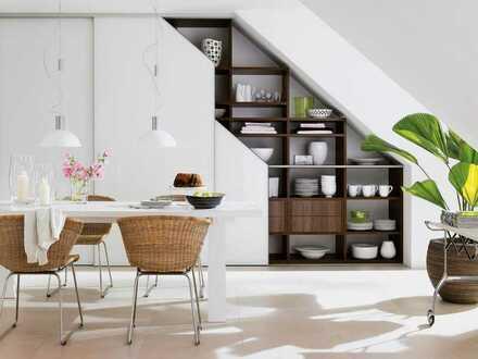 exkl. 4 ZKB-Dachterrassenwohnung (ca.22 m²) mit Balkon, Gäste-Bad oder AZ, zzgl. Garage! vom Bauträ