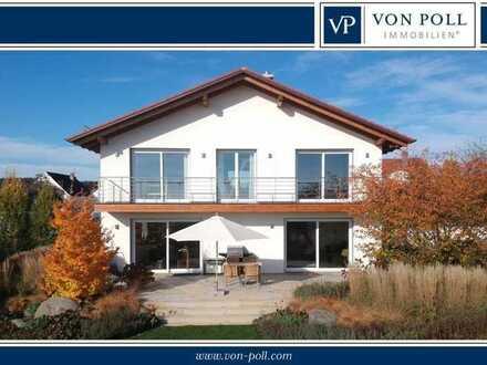 Landhaus-Villa mit exkl. Design-Ausstattung und atemberaubenden Weitblick