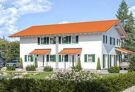 *Ländlich und doch zentral* wunderschöne Doppelhaushälfte inkl. Keller und hochwertiger Einbauküche