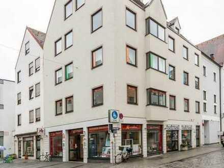 Ladenfläche über zwei Ebenen in guter Lage in der Altstadt