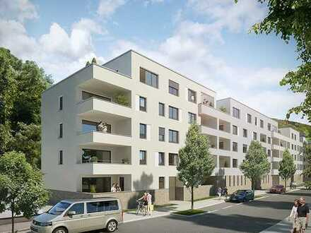 Stadthaus am Balzenberg - Erstbezug - Exklusive 3-Zimmer-Penthouse-Wohnung in Baden-Baden