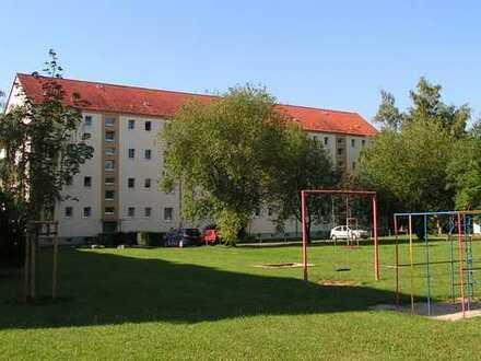 Ziehen Sie in das grüne Stadtviertel von Arnstadt