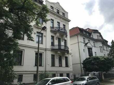 Kompl. renoviert, 3-Zimmerwohnung, Zentrumnahe, Dachgeschoß, 3. Etage Chopinstr. 16, DG MI WE 12