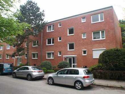 von privat, vermietete 2 Zimmer Wohnung mit Terrasse