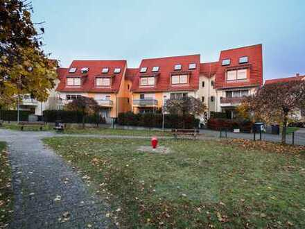 Gute Kapitalanlage in der Nähe von Berlin: Gepflegte 2-Zimmer-Wohnung in Hohen Neuendorf
