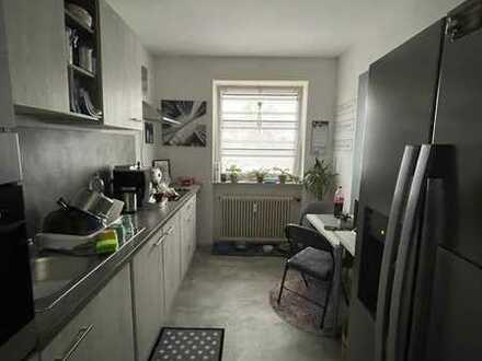 Stilvolle, sanierte 3-Zimmer-Wohnung mit Balkon und EBK in Bad Kreuznach