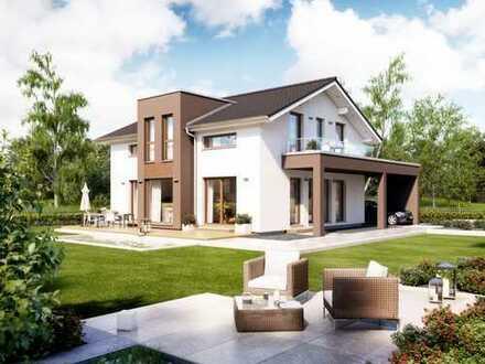 Frei geplantes Traumhaus
