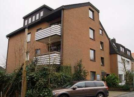 CENTURY 21: 2-Zimmer-Erdgeschoss-Wohnung mit Terrasse in Osternburg