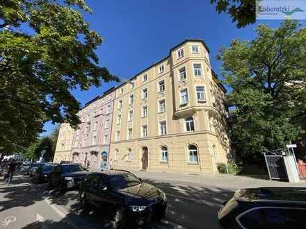 Traumhafte 3-Zi-Jugenstil-Wohnung in der Maxvorstadt - ERSTBEZUG nach Sanierung