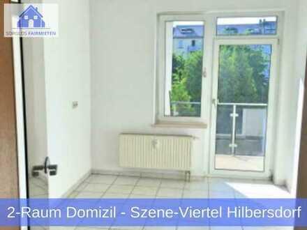 Wunderschöne 2-Raum Wohnung im Szene-Stadtteil - entspanntes Wohngefühl direkt im Zentrum