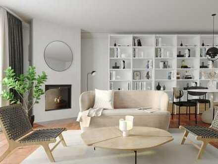 Villa im Hamptons Stil mit Traumgrundstück direkt am Woogtal