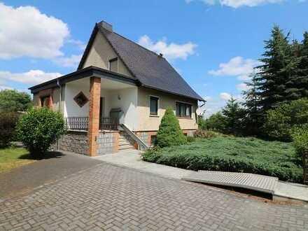 behindertengerechtes Einfamilienhaus auf kleinem Grundstück