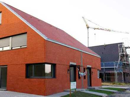 Neubau-Doppelhaushälfte mit fünf Zimmern in Telgte