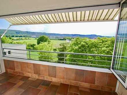 """Gerlingen: """"Genießen Sie die schöne Aussicht: Helle 3 Zimmer-Whg. mit Balkon und Garage!"""""""