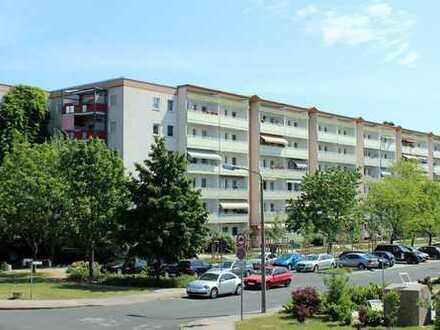 4-Raum-Wohnung mit tollem Balkon