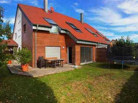 *Ein Traum hier zu wohnen* KfW-55-Doppelhaushälfte in Schrobenhausen-Mühlried