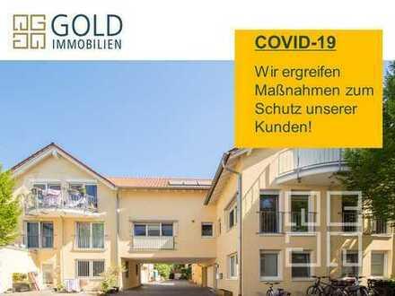 GOLD IMMOBILIEN: Moderne 4-Zimmer Wohnung + 1-Zimmer Appartement