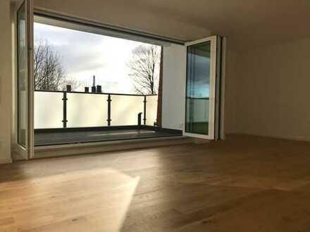 Großzügige & repräsentative 2-Zimmer Wohnung mit Einbauküche und Balkon