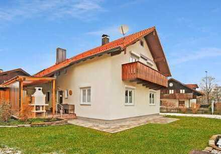 EIGENNUTZUNG und KAPITALANLAGE – ruhig gelegenes Mehrfamilienhaus mit 4 Parteien in Brunnthal